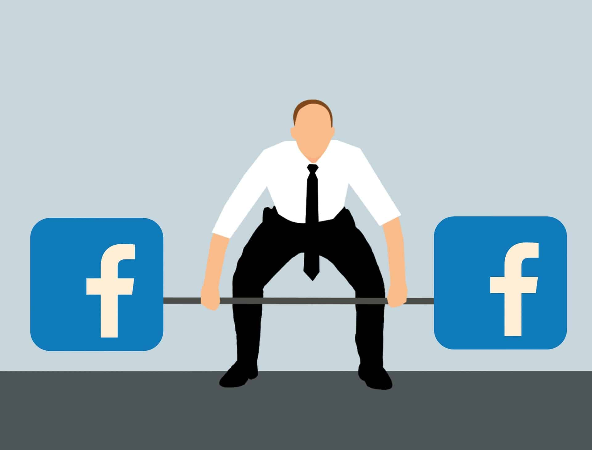 Facebook searches for workers on the territory of Bosnia and