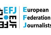 Croatian Journalists 'Association, Croatian Journalists' Union, EFJ, Mogens Blicher Bjerregård, Hrvoje Zovko, Maja Sever, Annual Assembly, European Federation of Journalists