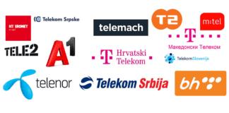 telekom, top lista telekoma,telemach, hrvatski telekom, telekom srbija, makedonski telekom, telenor, bh telekom, a1 telekom, top lista 20 telekom u 2020, broj zaposlenih u telekomu, ppodaci o prihodima telekoma