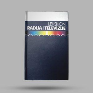 Božidar Novak, Leksikon radija i televizije, Media shop, knjiga