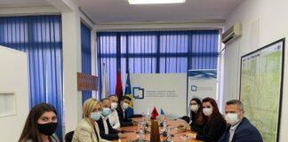 UAM, NKM, albanski regulator,Armela Krasniqi, Xhevat Latifi