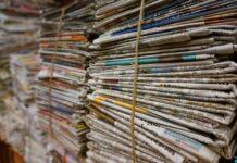 USA Today, Pad tiraže, američke novine, pandemija, Wall Street Journal, The New York Times,