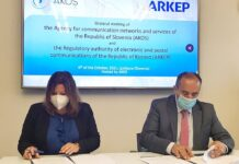 AKOS, ARKEP, suradnja regulatora, Tanja Muha,Nazim Rahimi