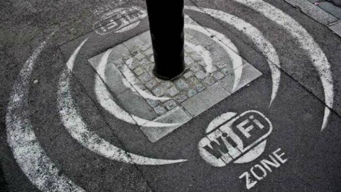 Besplatni WiFi,Skoplje, Nacionalna radiodifuzija Skoplje